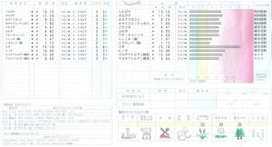 アレルギー関連検査成績報告書
