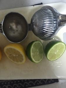 レモン、ライム絞り