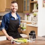 40代に足りない栄養はスロージューサーの自作野菜ジュースで摂取