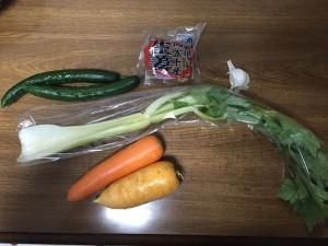 自作野菜ジュース