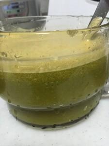 野菜ジュースの味