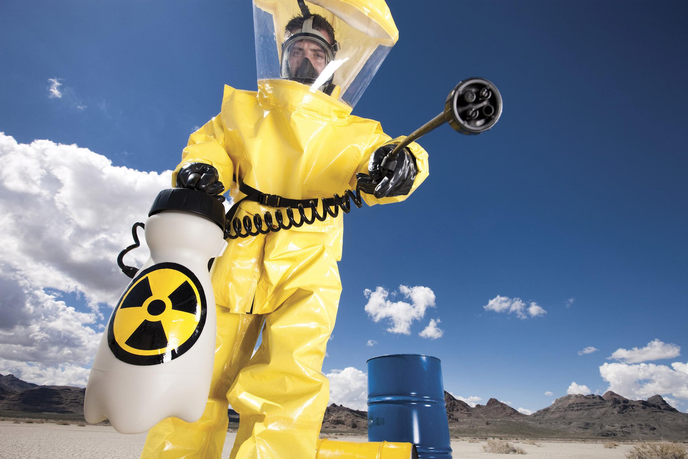 放射能排出