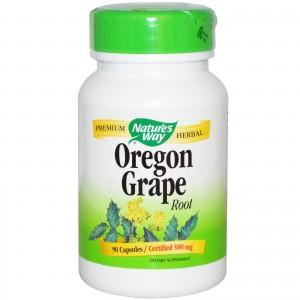 オレゴングレープの根サプリ