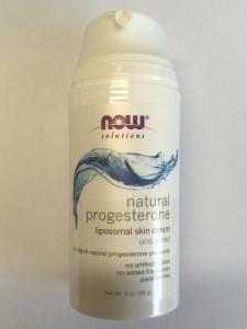 天然プロゲステロンクリーム