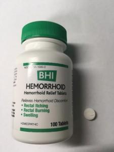 痔ホメオパシー