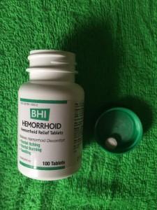 痔ホメオパシー飲み薬
