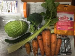 筋肉に良い健康ダイエット野菜ジュース