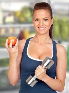 リンゴ皮ウルソル酸筋肥大