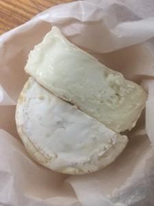 国産山羊乳シェーブルチーズ